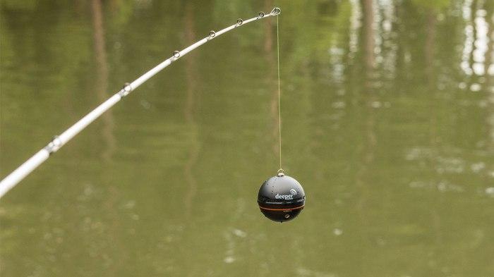 deeper fishfinder hengel
